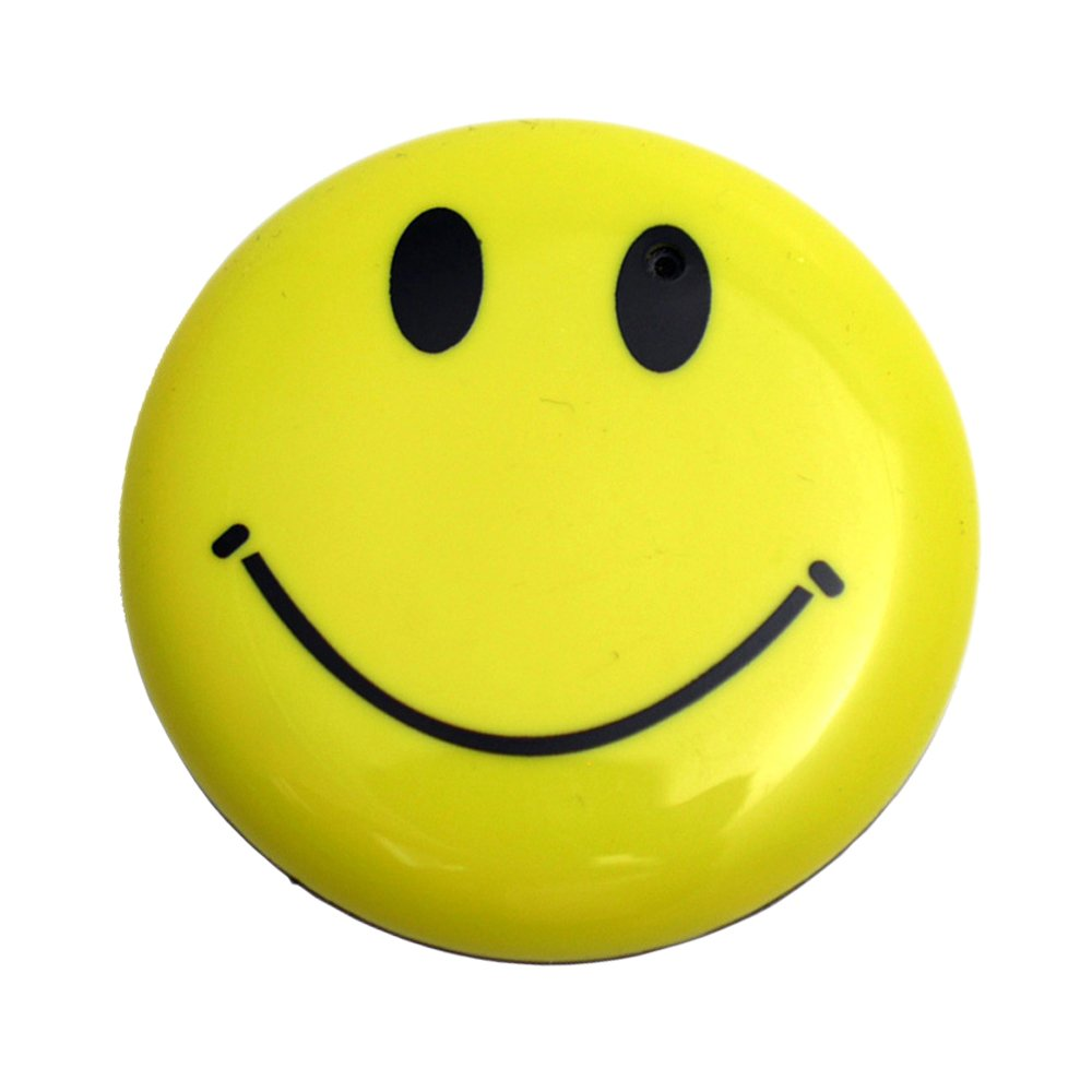 5. Mini Gadgets SMILEDVR Smiley Button Camera