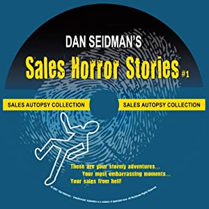 Sales Horror Stories! Audiobook