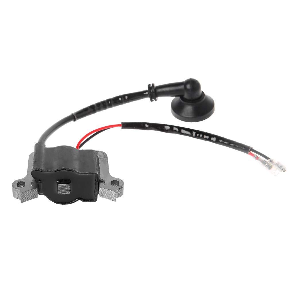 Manyo - Bobina de encendido desbrozadora, bobina de encendido para cadena de motosierra CG430 CG520 40-5 44-5