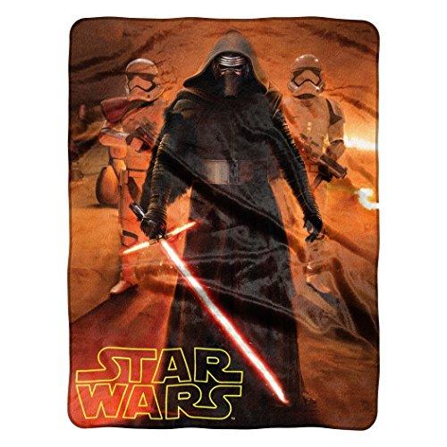 "Disney's Star Wars: The Force Awakens, ""Force Trio"" HD Silk"