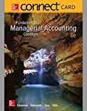 img - for Connect Access Card for Fundamental Managerial Accounting Concepts book / textbook / text book