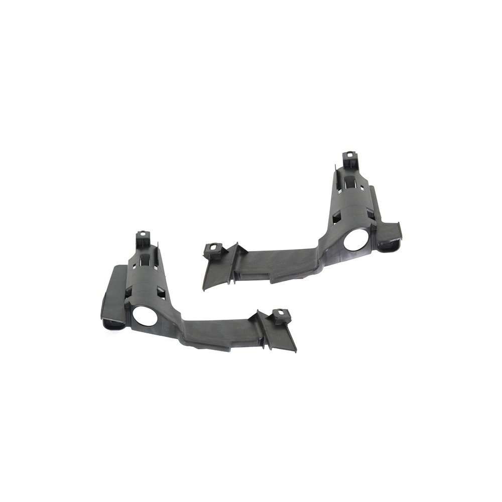 Evan-Fischer EVA22072054256 Headlight Bracket Set of 2 for BMW 323Ci 00 RH and LH Right and Left Side