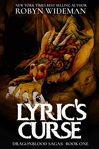 Lyrics Curse Dragonblood Sagas Book ebook product image