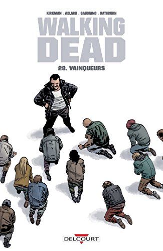 Walking Dead T28: Vainqueurs French Edition