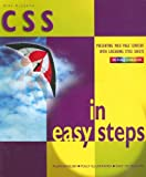 CSS in Easy Steps, Mike McGrath, 184078301X