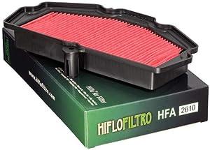 HiFlo Motorcycle Air Filter For Kawasaki EN 650 HFA2610