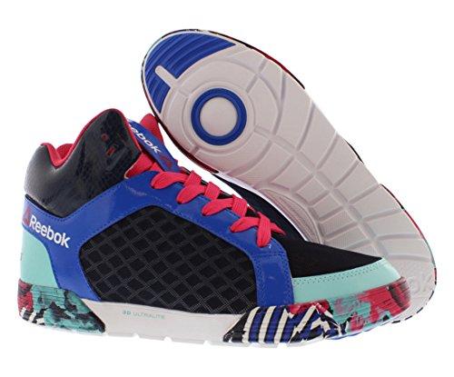 Shoe Lm Red Reebok Black Shoe Mid Blue Men's Dance Dance Urtempo fRwX1