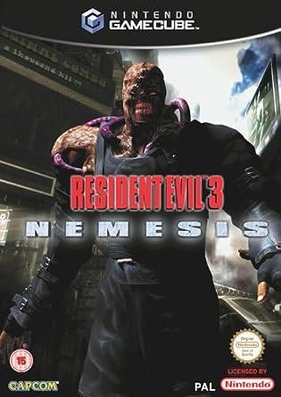 Resident Evil 3: Nemesis (GameCube) by Capcom: Amazon.es: Videojuegos