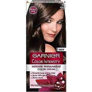 Garnier Color Intensity 4.0 medium Brown Haircolor100 ml