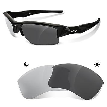 sunglasses restorer Lentes de Fotocromáticas para Gafas de Sol Oakley Flak Jacket XLJ | No para