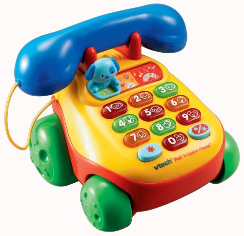 VTech Pull & Lights Phone