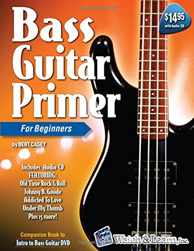 - Bass Guitar Primer for Beginners