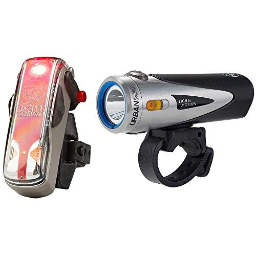 Light & Motion Combo Urban 800 and Vis 180 Bike Light Kit