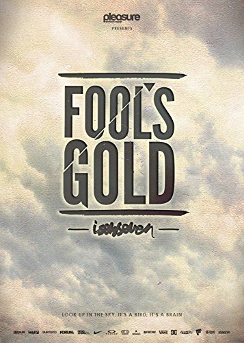 Fools Gold Dvd - Fools Gold Snowboard DVD by Isenseven