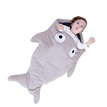 Belldan Saco de dormir para niños, saco de dormir para niños y niñas de 0