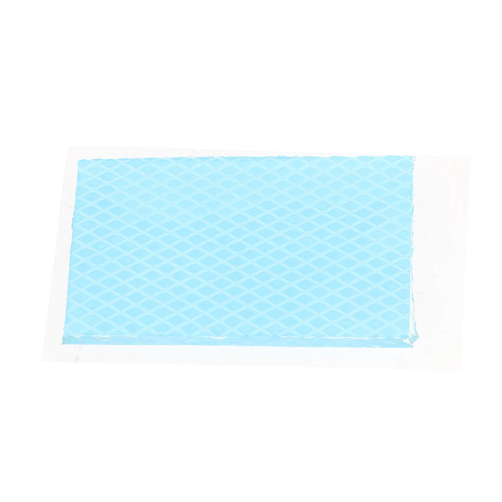 MagiDeal Reusable Soft Silicone Burn Injury Acne Scar Remover Gel Sheet Strip Patch by Unknown (Image #1)