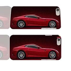 Ferrari 599 Gtb Image Protective Hard Custom Plastic 3d Case Cover for Apple iPhone 6 - 4.7 inch, 3D Nanli Case,