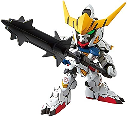 Amazon.com: Bandai Hobby SD Gundam EX-Standard Gundam Barbatos Action  Figure: Toys & Games