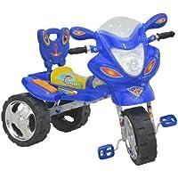 Shiva's Speedy Tri Kids Cycle(Blue)