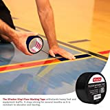 X Fasten Floor Marking Vinyl Tape, 2 Inches x 36