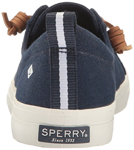 Sperry Delle Donne Pantofole Blu Biancheria Atmosfera Navy Lava Bianco Stemma fwHzq00