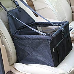 Pet Dog Carrier Safe Carry House Puppy Bag Dog Car Seat Breathable Basket Waterproof Whole Sales