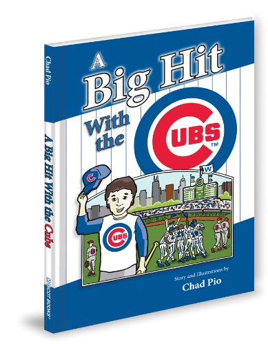 A Big Hit with the Cubs - Cubs Stick Chicago Big
