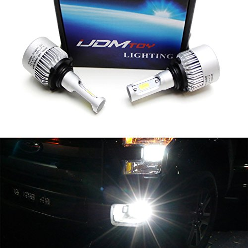 C6 Led Fog Lights