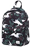 OLETHA Mini Daypack Small Backpack Purse | Fits A4 Size Paper | 13