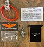 Guardian® Bell FREEDOM RIDER COMPLETE MOTORCYCLE KIT W/HANGER & WRISTBAND