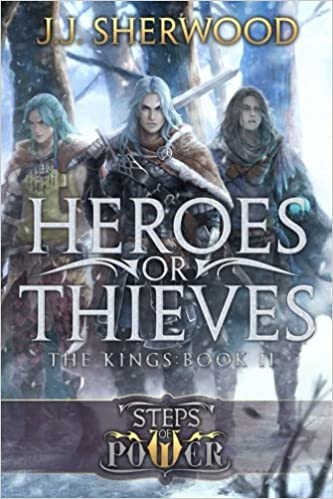 Image result for heroes or thieves jj sherwood