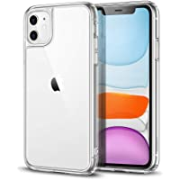 ESR Hard Back + Soft TPU Frame iPhone 11 Clear Case