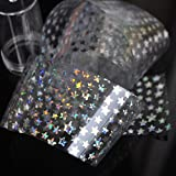 1pc Roll Foil Exellent Many Flowers Smooth Surface Professional Tips Nail Art Stickers Code G102
