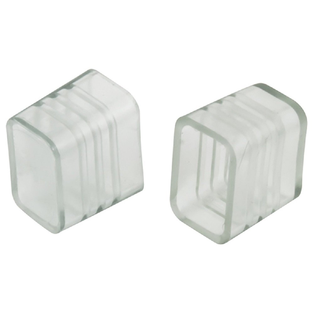 10 Pack Flexible LED Neon Rope Light End Caps PLT P2-NF-ENDS