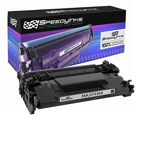 Speedy Inks Compatible Toner Cartridge Replacement for HP 26A / CF226A (Black) ()