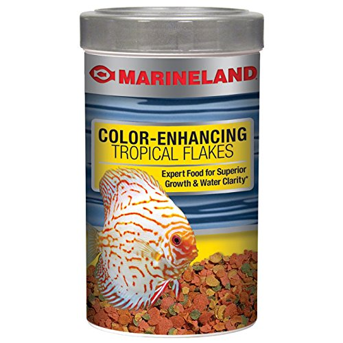 Marineland (Aquaria) Aqa Food Color Trpcl Flk 7.76 oz
