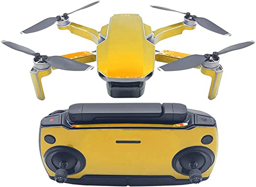Skin Protective Dust Cover PVC Stickers Decals Protector For DJI Mavic Mini