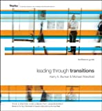 img - for Leading Through Transitions: Facilitator's Guide Set by Kerry Bunker (2010-03-22) book / textbook / text book