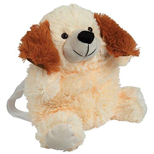 Cuddlee Backpack Soft Plush Animal Back Pack - (Cudly Bear)