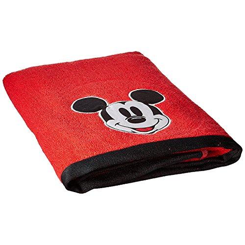 Disney Face - Disney Mickey Mouse Big Face Mickey Cotton Bath Towel