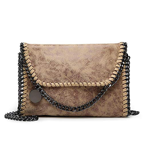 Shoulder Bags Bag Leisure Messenger Women Bag Bag PU Single Fashion Women Hand F Chain Hongge wEUxORqO