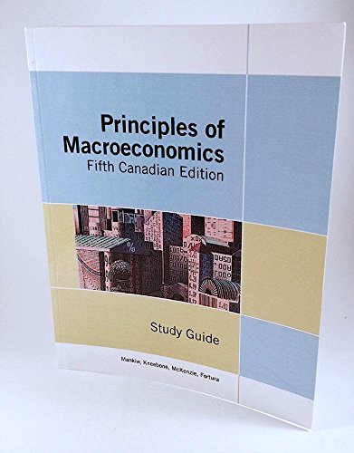 Download Study Guide for Use with Principles of Macroeconomics