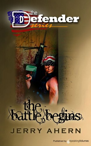 book cover of The Battle Begins