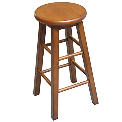 Terrific Amazon Com Cozy Hone Aaa Vintage Wooden Stool Leisure Bar Gmtry Best Dining Table And Chair Ideas Images Gmtryco