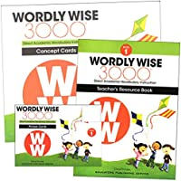 Wordly Wise, Grade 1 Teachers Resource Pack
