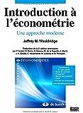 Introduction à l'économétrie