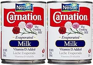 Carnation Evaporated Milk Can - Vitamin D Added - 12 oz - 2 pk