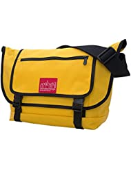 Manhattan Portage Willoughby Messenger Bag, Mustard, One Size