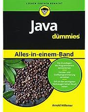 Java Alles-in-Einem-Band Fur Dummies (Für Dummies)