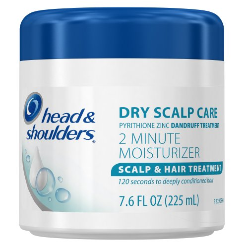 Head and Shoulders cuir chevelu